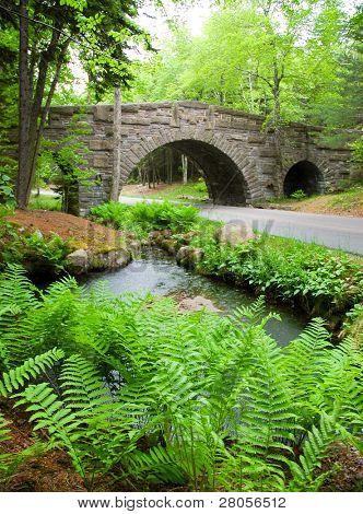 stone arch bridge
