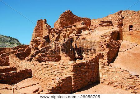 Wupatki National Monument ruins