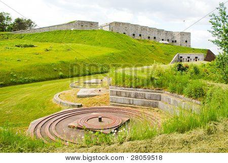 cannon turret
