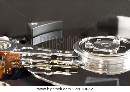 Hard Disk Actuator Arm