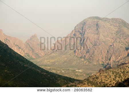 Chisos Mountain Basin