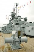 USS Massachusetts (BB-59)