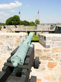 stock photo of ticonderoga  - Fort Ticonderoga - JPG