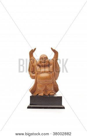 Small Buddha Stattuete
