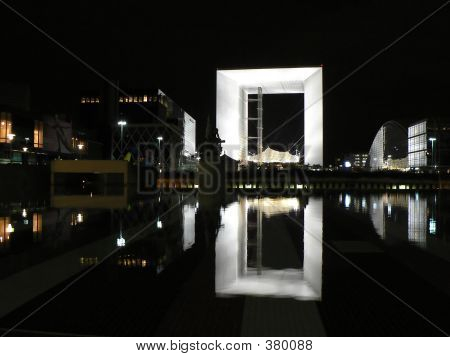 Grande Arche De La Défense Paris