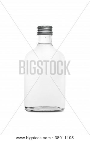Colorless bottle 0.2L