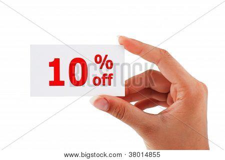 Discount Card