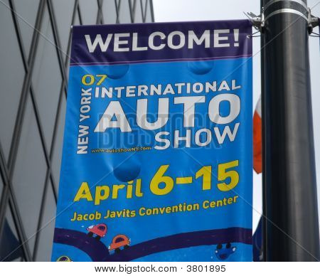 The Nyc International Auto Show