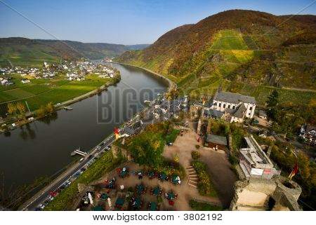 Mosel River Germany