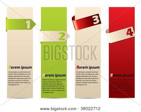 Discrete Advertising Label Set