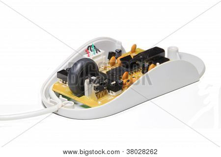 Open Computer Mouse