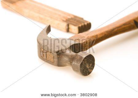 Closeup Hammer