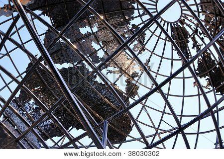 Globe Columbus Circle