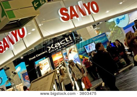 Sanyo Photokina 2008
