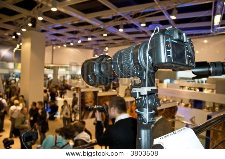 Camera Crowd Photokina 2008