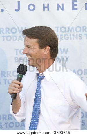 2082 John Edwards Rally