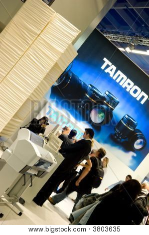 Tamron Interior Photokina 2008