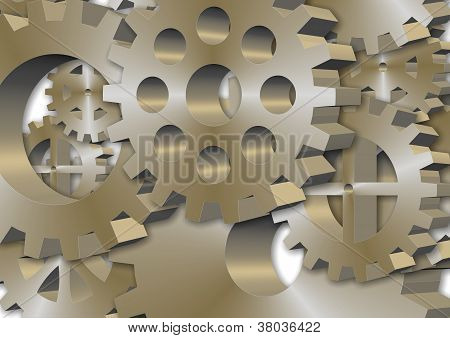 Gear Wheels And Cogs
