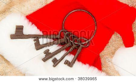 Santa's Keys