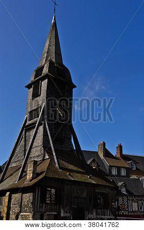 St Catherine's---Honfleur, France