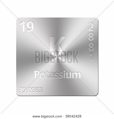 Potassium.