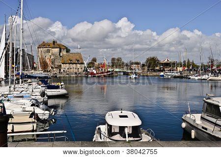 Honfleur's Vieux Bassin