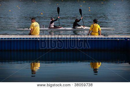 BELGRADE, SERBIA - APRIL 22nd , 2012