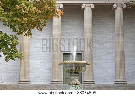 Old State Capitol Of Kentucky