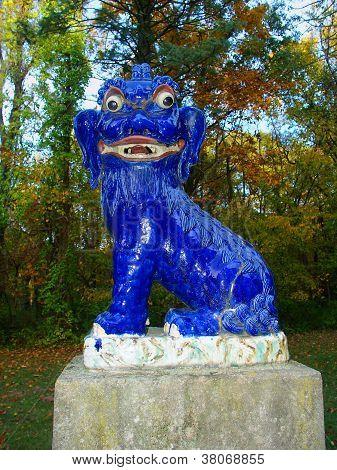 Allerton Park Fu Dog