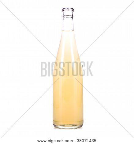 Bottle Of Fresh Lemonade