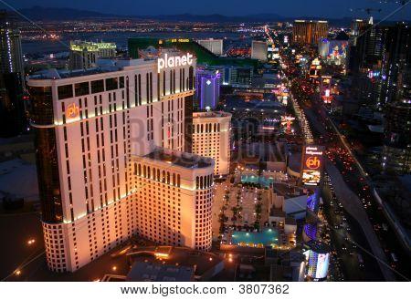 Planet Hollywood Hotel Casino Las Vegas Nevada