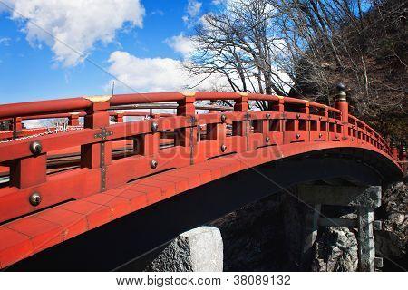 Shinkyo (Sacred Bridge) - Nikko, Japan