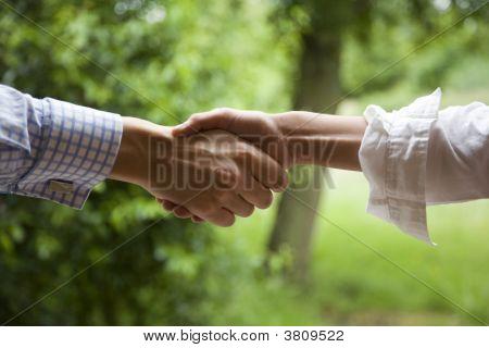 Relaxed Handshake