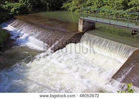 A Water Dam