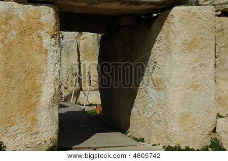 Megalithic Temple