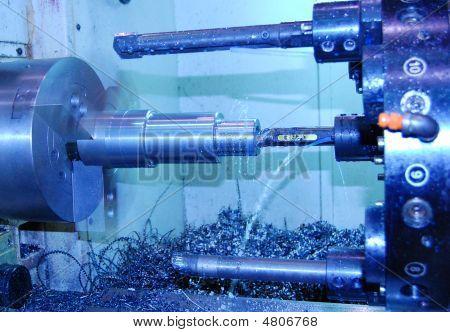 Cnc Machining Tool