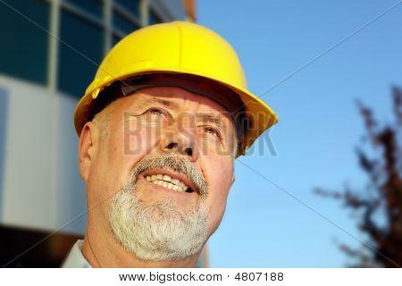 Portrait Of An Architect