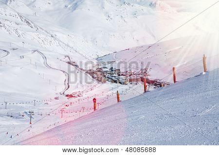 Pas De La Casa Mountain Ski Village