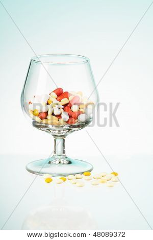 Drugs In Glass