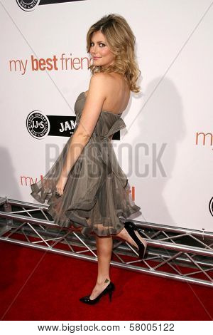 Diora Baird  at the Los Angeles Premiere of 'My Best Friend's Girl'. Arclight Hollywood, Hollywood, CA. 09-15-08