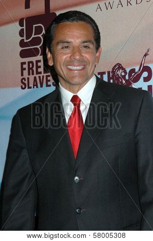 Antonio Villaraigosa  at the 2008 Freedom Awards. University of Southern California, Los Angeles, CA. 09-15-08
