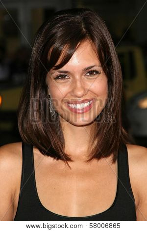 Torrey DeVitto  at the Los Angeles Premiere of 'Eagle Eye'. Mann's Chinese Theatre, Hollywood, CA. 09-16-08