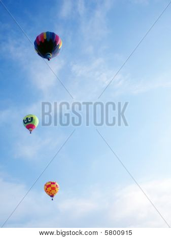 Balloons With Room for Text