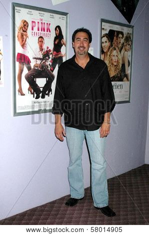 Brian Scott Miller  at the Los Angeles Screening of 'The Pink Conspiracy'. Laemmle Grande 4-Plex, Los Angeles, CA. 09-20-08