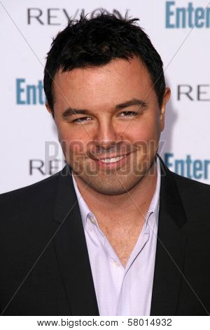 Seth MacFarlane  at Entertainment Weekly's 6th Annual Pre-Emmy Party. Beverly Hills Post Office, Beverly Hills, CA. 09-20-08
