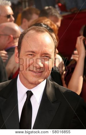 Kevin Spacey at the 60th Annual Primetime Emmy Awards Red Carpet. Nokia Theater, Los Angeles, CA. 09-21-08 at the 60th Annual Primetime Emmy Awards Red Carpet. Nokia Theater, Los Angeles, CA. 9-21-08