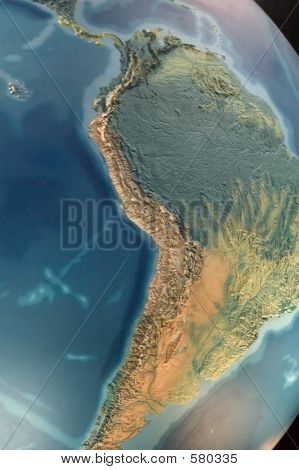 South America View