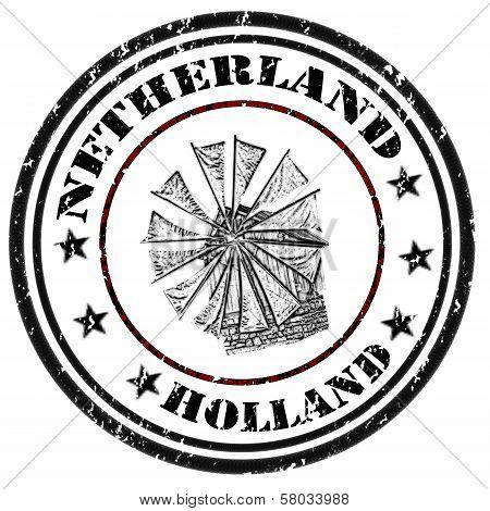Holland Stamp