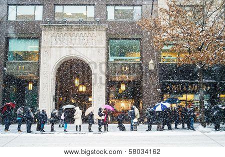 Snow Bus Line