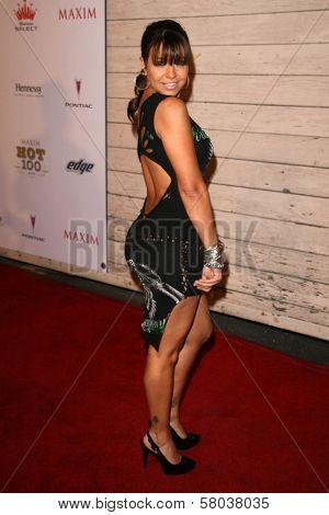 Vida Guerra  at Maxim's 2008 Hot 100 Party. Paramount Studios, Hollywood, CA. 05-21-08